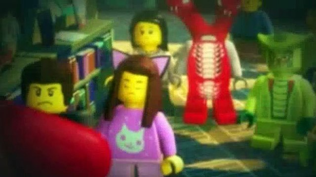 LEGO NinjaGo Masters Of Spinjitzu Season 4 Episode 10 The Corridor Of Elders