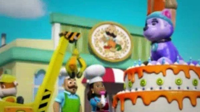 Paw Patrol Season 4 Episode 10 Pups Save Jake's Cake