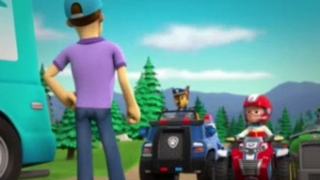 Paw Patrol Season 4 Episode 20 Pups Chill Out