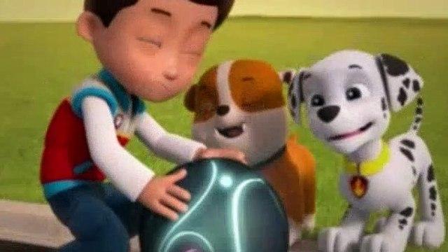 Paw Patrol Season 4 Episode 26 Pups Save A Space Rock