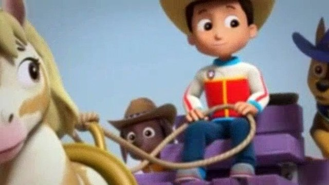 Paw Patrol Season 4 Episode 31 Pups Save Dude Ranch Danny