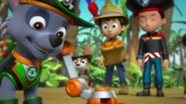 Paw Patrol Season 4 Episode 32 Sea Patrol Pirate Pups To The Rescue