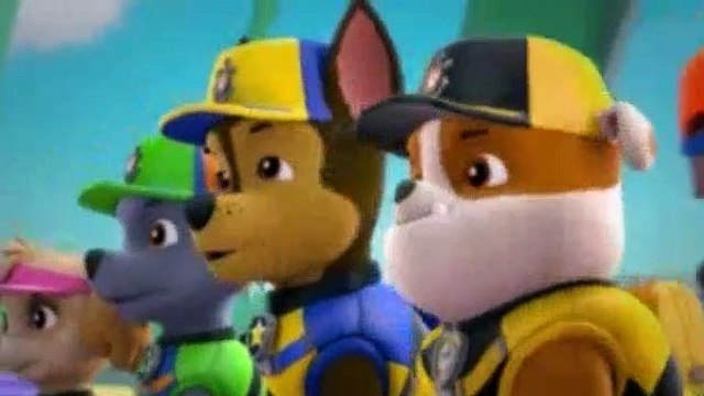 Paw Patrol Season 4 Episode 36 Sea Patrol Pups Save A Narwhal