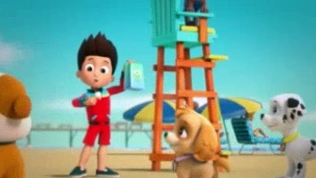 Paw Patrol Season 5 Episode 6 Sea Patrol Pups Save A Wiggly Whale