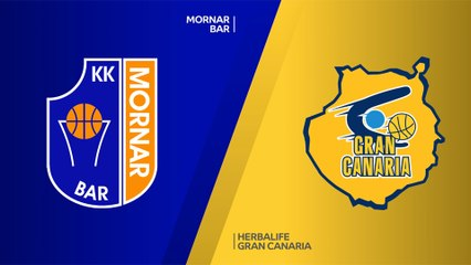 7Days EuroCup Highlights Top 16, Round 5: Mornar 81-85 Gran Canaria