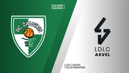 EuroLeague 2020-21 Highlights Regular Season Round 27 video: Zalgiris 85-75 ASVEL