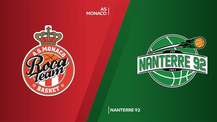 7Days EuroCup Highlights Top 16, Round 5: Monaco 98-94 Nanterre