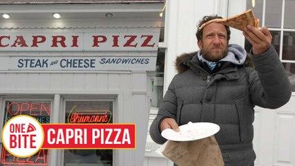 Barstool Pizza Review - Capri Pizza (Kenilworth, NJ)