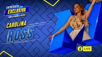 Carolina Ross revela que su próximo dueto será con Grupo Firme