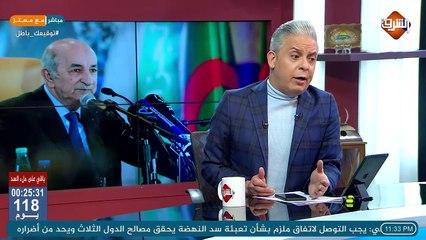تظاهرات بالجزائر للمطالبة بحكم مدني .. و تبون: هناك حملات مغرضة للتأثير على وعي الشعب ولسنا دولة عسكرية !!