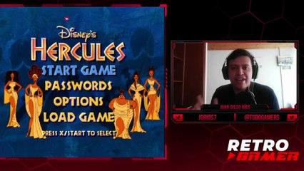 Retro Gamer: Hercules