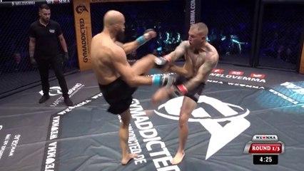 Tim Richter vs Alex Djukic - Full Fight MMA