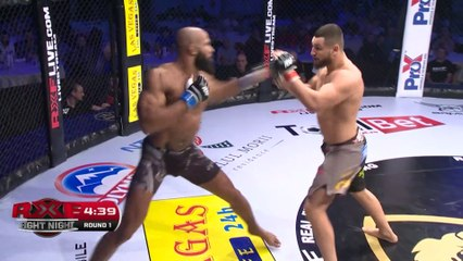 Nick Negumerenau vs O.Ayodeji Kalejaiye - Full Fight RXF MMA