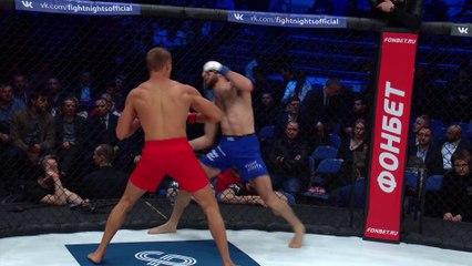 Maksim Schekin vs Gabriel Sabo - Full Fight Fight Nights MMA