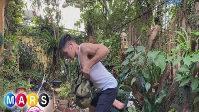 Mars Pa More: Martin del Rosario reveals his workout routine for 'Voltes V: Legacy' | Push Mo Mars