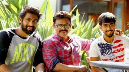 Daggubati Abhiram Join Hands With Creative Director Ravi Babu   Filmibeat Telugu