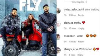 Shehnaaz Gill और Badshah के गाने Fly के लिए बेताब हुए फैंस; इस दिन आ रहा गाना | FilmiBeat