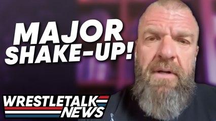 MAJOR WWE Changes With NXT? Paige OnlyFans Joke, WrestleMania Plans!   WrestleTalk News
