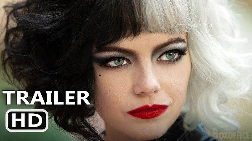 CRUELLA Trailer (2021)
