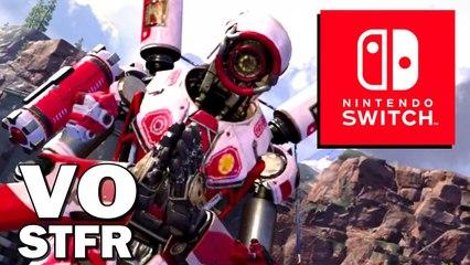 Apex Legends: Nintendo Switch Bande Annonce de Gameplay Officielle
