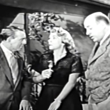 Burns and Allen - Season 2 - Episode 15 - Good Old Days of Vaudeville | George Burns, Gracie Allen