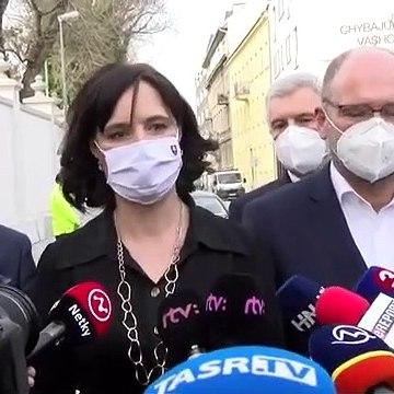 Brífing po stretnutí predstaviteľov strany SaS a V. Remišovej s prezidentkou Z. Čaputovou