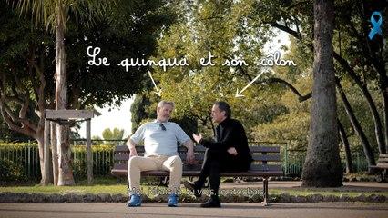 Le Quinqua et son Côlon - Ligue contre le cancer 06
