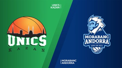 7Days EuroCup Highlights Top 16, Round 5: UNICS 85-63 Andorra
