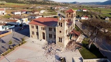 زلزال يسبب أضرارا مادية في اليونان ولا ضحايا