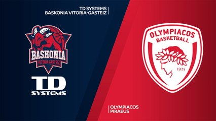 EuroLeague 2020-21 Highlights Regular Season Round 27 video: Baskonia 91-66 Olympiacos