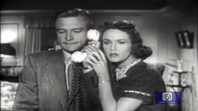 Mr. and Mrs. North - Season 1 - Episode 8 - Dead Mans Tale   Richard Denning, Barbara Britton
