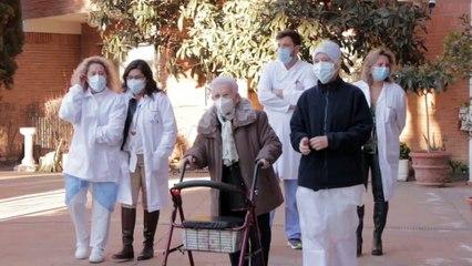 Los contagios en geriátricos españoles se desploman tras la vacunación