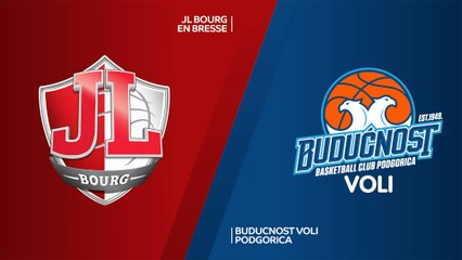 7Days EuroCup Highlights Top 16, Round 5: Bourg 89-82 Buducnost