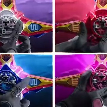 Power Rangers Ninja Steel S01E05 Drive To Survive