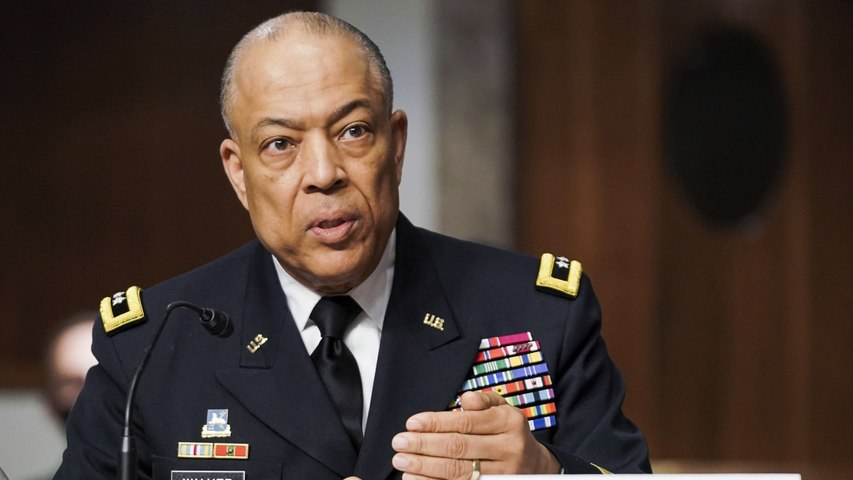 Head Of D.C. National Guard Says He Had To Wait Hours To Deploy Jan. 6