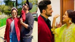 Bigg Boss 14: Jasmin Bhasin और Aly Goni Jammu की यादों के साथ वापस लौटे मुम्बई | FilmiBeat