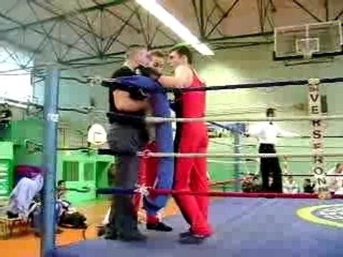 Assaut  2008  savate boxe française 1