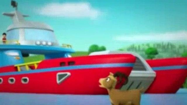 Paw Patrol Season 5 Episode 12 Sea Patrol Pups Save A Soggy Farm