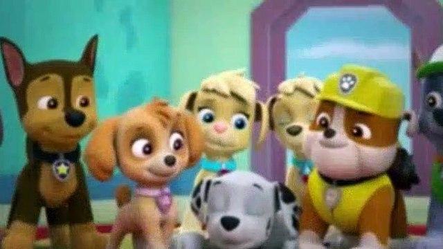PAW Patrol Season 6 Episode 17,18 Mighty Pups, Super Paws- Pups Stop Harold's Deep Freeze