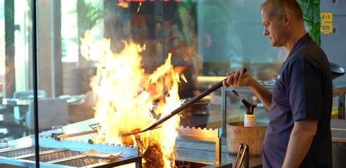 NETSU هي تأخذكم الى اليابان مع مطعم
