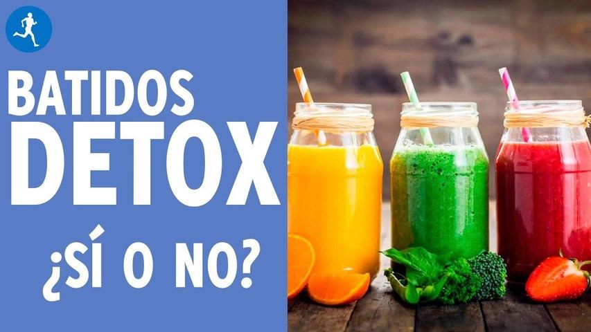 ¿Por qué NO hay que hacer dietas de batidos Detox   Vitónica