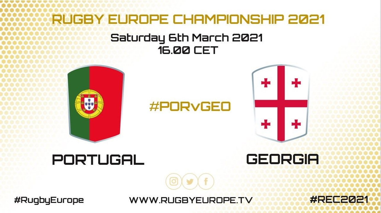 Rugby Europe Championship 2021