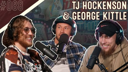 FULL VIDEO: Bussin' With The Boys - Tight End Pod (with TJ Hockenson & George Kittle)