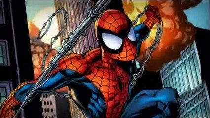 Ultimate Spider-Man Total Mayhem Opening Movie