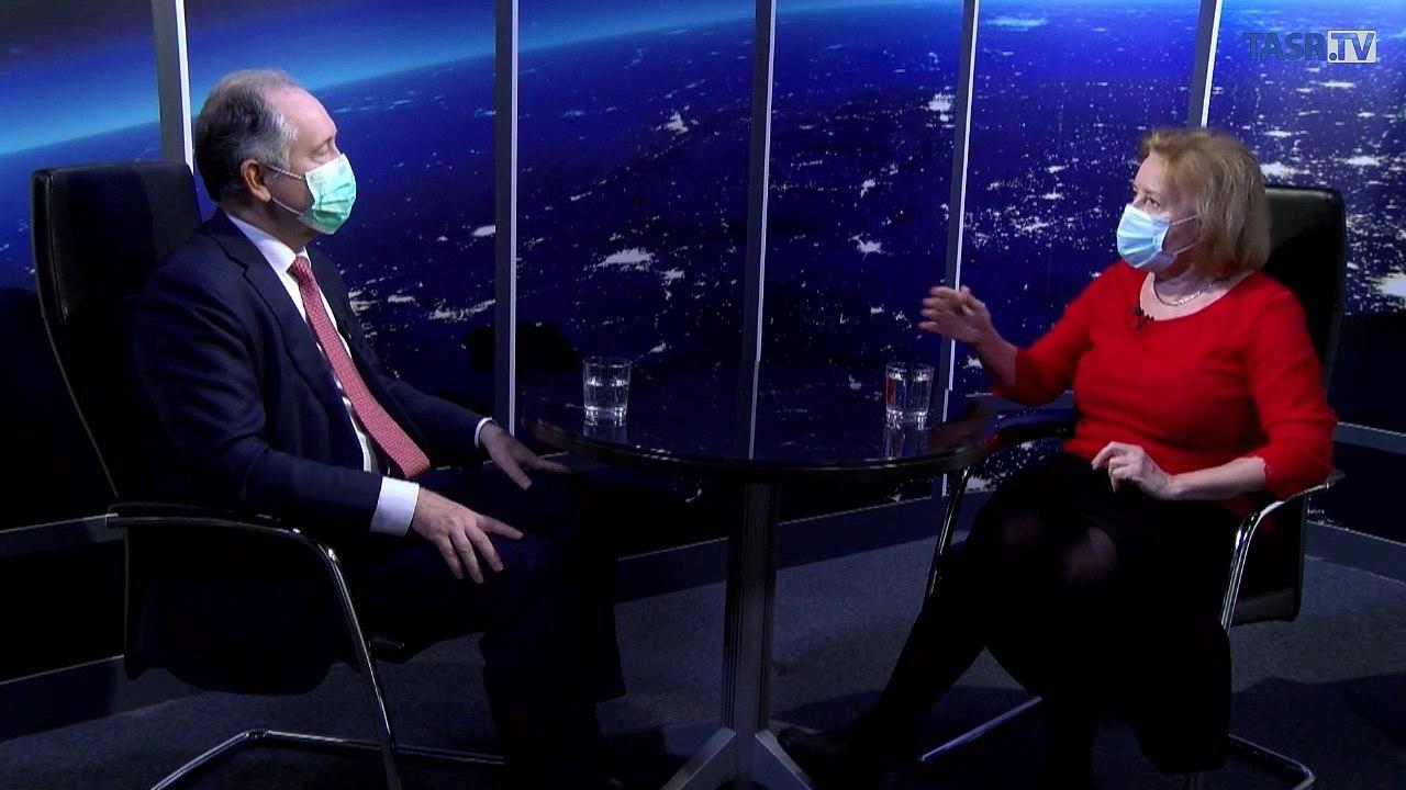 """M. Vášáryová: Z kauzy """"Sputnik V"""" by sme nemali vyvodzovať predčasné voľby"""