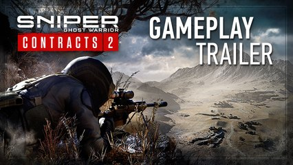Sniper Ghost Warrior Contracts 2 | Official Gameplay Reveal Trailer