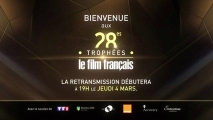 """Cérémonie des Trophées du """"Film français"""" 2021"""