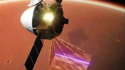 China publica nuevas fotos de Marte