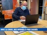 A la Une : Marche funèbre à Saint-Etienne / Voyages, voyages ! / Comment prévenir les risques miniers ? / Contrôles massifs de gendarmerie - Le JT - TL7, Télévision loire 7