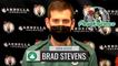 Brad Stevens Pregame Interview   Celtics vs. Raptors